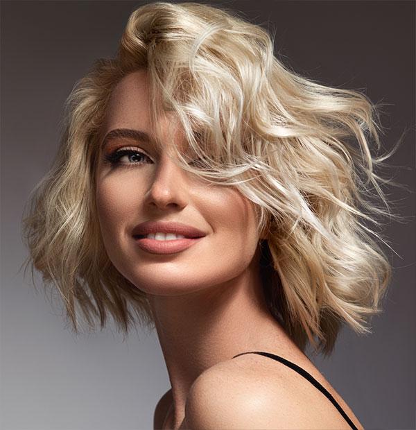 Haargesundheit steht an 1. Stelle